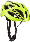 Cratoni C-Bolt Fahrradhelm, Neon Yellow-Black Glossy, S-M