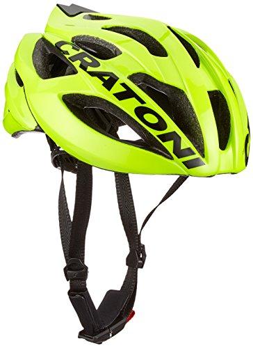 fahrradhelm neon gelb Cratoni C-Bolt Fahrradhelm, Neon Yellow-Black Glossy, S-M