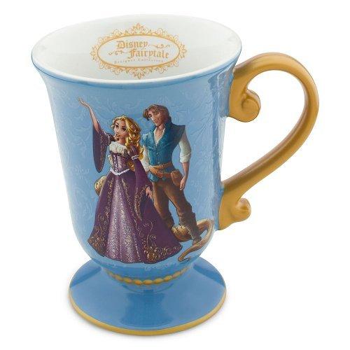 Disney Store Disney Fairytale Designer Collection Princess Rapunzel And Flynn Rider Tasse: Tangled Coffee Cup by Disney (Designer Princess Disney)