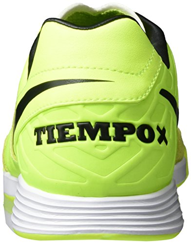 Nike Herren Tiempox Mystic V Ic Futsalschuhe Grün (Volt/black/volt)