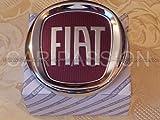 fregio stemma logo FIAT ANTERIORE GRANDE PUNTO 500 PANDA IDEA ORIGINALE 95mm