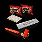 Rizla Silver Kingsize King Size Rolling Papers   Coneartist Cone Artist Roll and Fill   2 x ELEMENTS Slim Rolls69 Pre Rolled/ Pre Made Smart Filter Tips