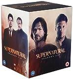 Supernatural: Seasons 1-10 (5 Dvd) [Edizione: Regno Unito] [Edizione: Regno Unito]