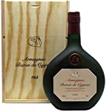 Rarität: Armagnac Baron de Cygnac Jahrgang 1968 0