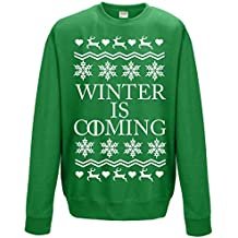 Winter Is Coming Christmas Jumper Funny Mens Unisex XS S M L XL XXL