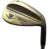 Acabado de cobre de Japón Wazaki M Pro hierro suave forjado USGA R A reglas de Golf Club cuña, loft 56 degrees, Right