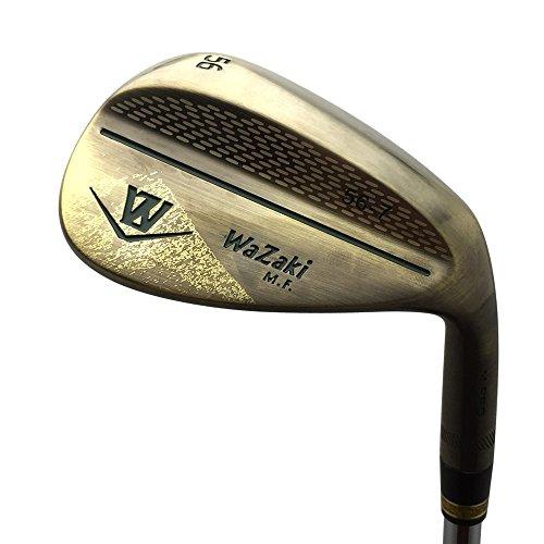 Japan wazaki Kupfer-Finish M Pro geschmiedet Soft Eisen USGA R A Rules of Golf Club Keil, M Pro G1 Forged -