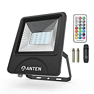 Anten 30W IP66 RGB SMD 3030 LED Floodlight