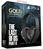 PlayStation 4 - The Last Of Us Parte II Gold Wireless Headset - Limited Edition [Esclusiva Amazon]