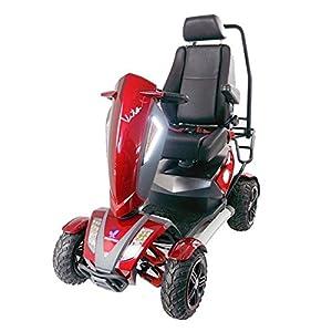 Sportlicher und komfortabler Scooter – Vita S12X