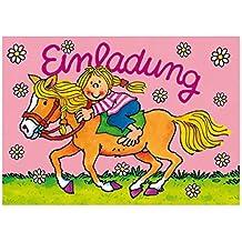 Lutz Mauder Lutz mauder25807mi Pony–Juego de tarjetas de invitación