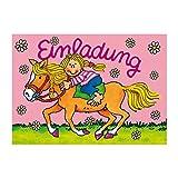 Lutz Mauder Lutz mauder25807My Pony Einladung Karten Set