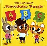 Mon livre puzzle: Mon premier abécédaire puzzle - Dès 3 ans
