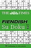 The Times Fiendish Su Doku Book 2: 200 Challenging Su Doku Puzzles
