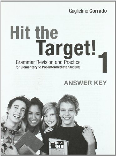Hit the target. Answer key: HIT THE TARGET 1 A1-A2 KEY di CORRADO