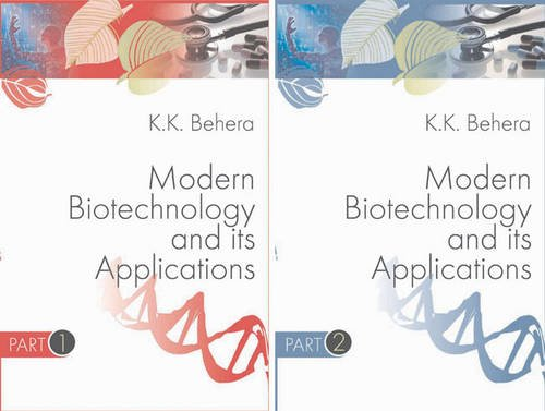 Modern Biotechnology and its Applications (Set of 2vols.) Set Price