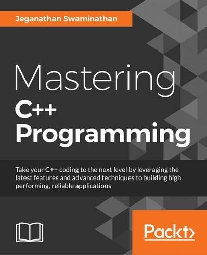 Free Mastering C++ Programming PDF Download - rayanZephyros