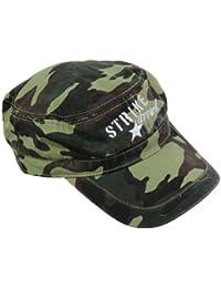 Strike Schildmütze / Basecap in cooler Camouflage Optik
