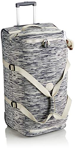 Kipling TEAGAN L Organizador de bolso, 77 cm, 91 liters, Multicolor (Scribble lines)