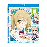 DVD Cover 'And you thought there is never a girl online? - Blu-ray 2