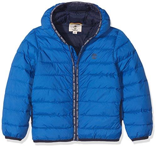 Timberland Baby - Jungen Jacke Doudoune, Blau (BLEU ROYAL 871), 94 (Herstellergröße: 3J) -