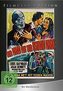 Der Mann mit der eisernen Maske - Filmclub Edition # 51 - Limitierte Auflage