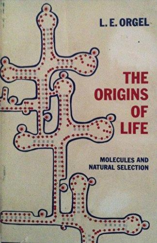 Orgel: the Origins of Life (English Edition)
