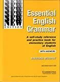 #3: Essential English Grammar with Answers