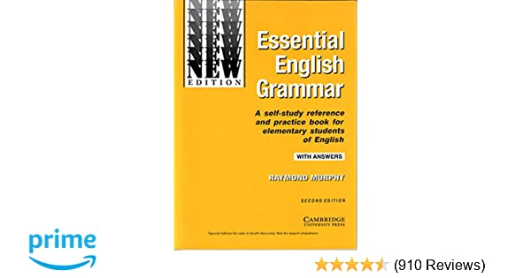 Buy Essential English Grammar with Answers Book Online at Low Prices