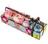 Bomb Cosmetics Set da regalo con 5 bombe da bagno