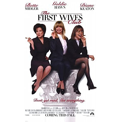 The First Wives Club 11 x 17 Movie Poster - Style A by postersdepeliculas