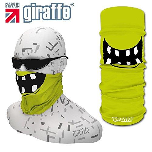 Preisvergleich Produktbild GIRAFFE Multifunktionstuch / Schlauchtuch Bandana fuer den alltaeglichen Gebrauch, Motorrad, Ski, Triathlon, Hiking, Laufen, Fahrrad, Angeln SNOWBOARD GIR450