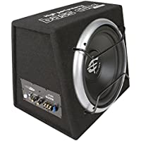 BC112SA Active Subwoofer Enclosure with Built In Amplifier and 12-Inch Subwoofer preiswert
