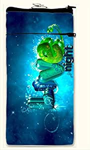 Active Elements mind-blowing Multipurpose both side printed, waterproof Smart mobile pouch Design No-PUC-14213-M Comfortably Fit for Phone Size up to Samsung S4/S4/ S3 mini/ S4 mini/ Blackberry etc.