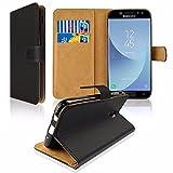 SDTEK Samsung Galaxy J3 2017 J330 Coque, Housse Portefeuille Etui Cuir Flip pour...