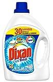 Dixan Gel Total Detergente Ropa - 1,86 l