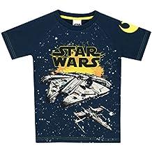 Star Wars - Camiseta para niño Halcón Milenario
