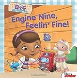 Engine Nine, Feelin' Fine! (Doc McStuffins Disney Junior)