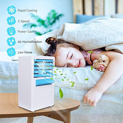 Zoom IMG-1 condizionatore portatile air cooler personale