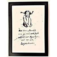 Pippi Langstrumpf Poster, Bild, Pakat, A4,