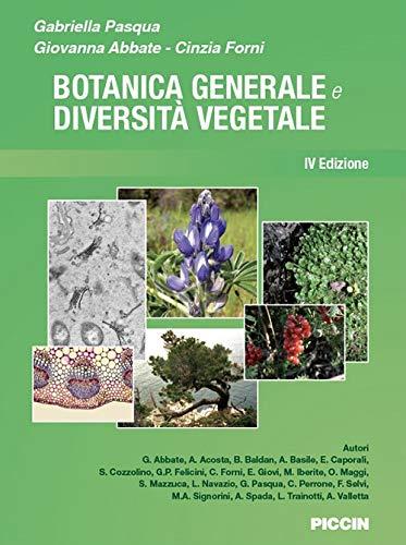 Botanica generale e diversità vegetale