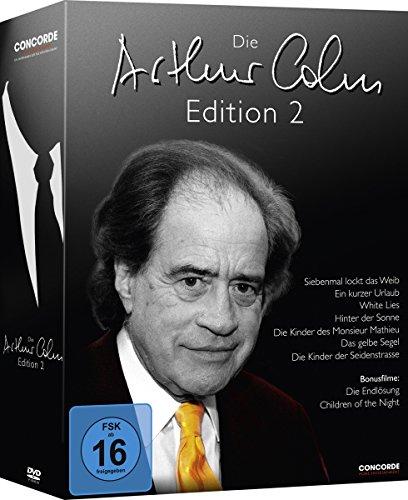 Bild von Die Arthur Cohn Edition 2 [8 DVDs]