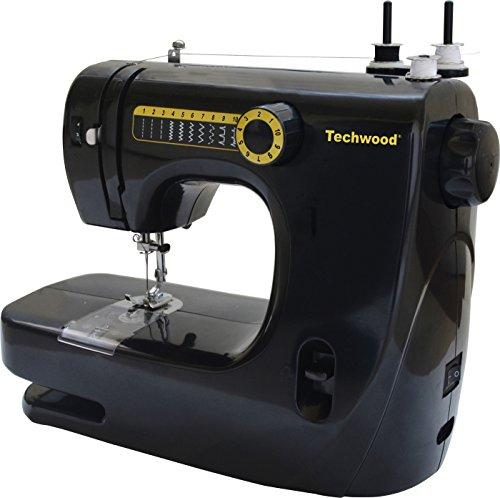 TECHWOOD TMAC-906 Máquina de Coser