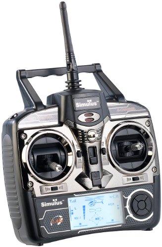 Simulus Funkgesteuerter Outdoor Hubschrauber - 4