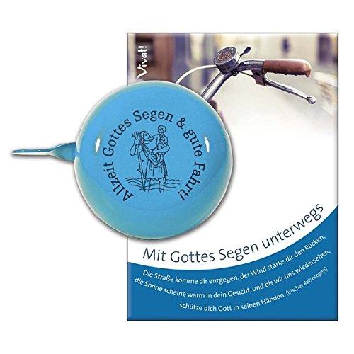 Preisvergleich Produktbild Fahrradklingel »Christophorus«