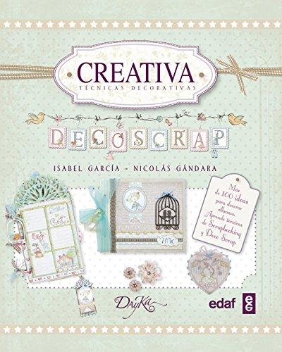 DECOSCRAP (Creativa) por Isabel García