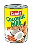 #5: RENUKA Coconut Milk Fat 17% 400ml EOE Can and Lid