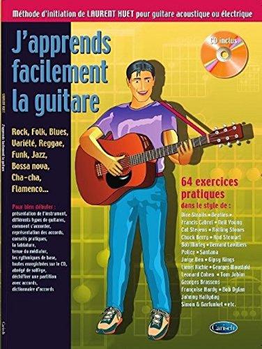 J'apprends facilement la Guitare