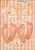 Geburts/Baby Gratulations Glückwunschkarte: Willkommen Zwillinge • auch zum direkt Versenden mit ihrem persönlichen Text als Einleger.