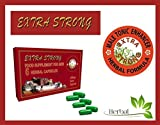 ORIGINAL EXTRA STRONG Male Herbal Stamina Libido Tonic 450mg Pills in Retail Box